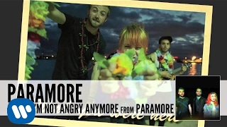 Watch Paramore Im Not Angry Anymore video
