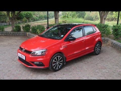 VW Polo 2019 - Red Mini Monster by AUTOMARC