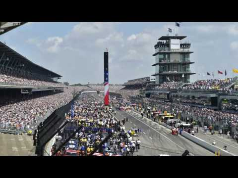 100th Running Of The Indianapolis 500 Time Lapse