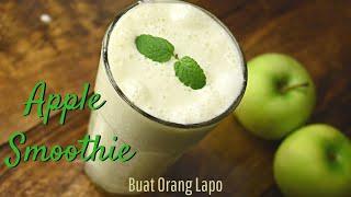 Apple Smoothie | Smoothie Epal