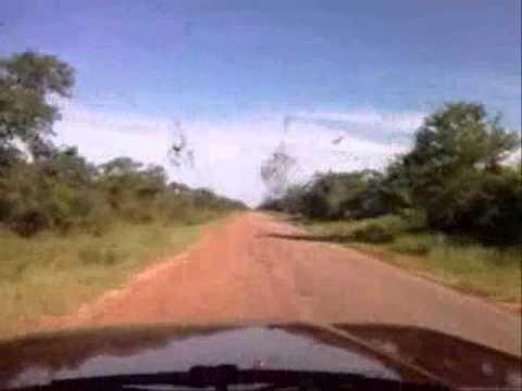 Crazy Trip to Tete - Mozambique