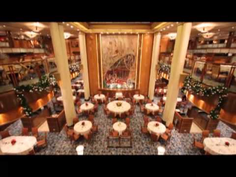 Queen Mary 2 Winter Getaway Cruise Video. 11th to 15th December 2013.