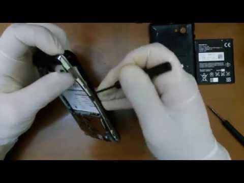 Sony Xperia J display replacement