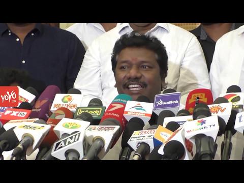 AIADMK Factions Should Merge | Thiruvadanai MLA Karunas | YOYO TV Tamil