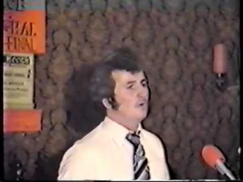 Dave Cooley wins the Voice of Youghal 1982