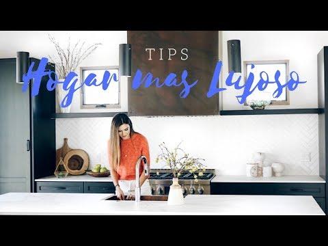 Tips Para Un Hogar Mas Lujoso - @karelytips