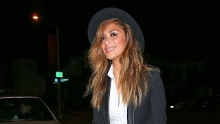 Nicole Scherzinger Shows Sophisticated Style Out As Single Woman
