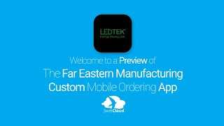 Far Eastern Manufacturing - Mobile App Preview - FAR766W