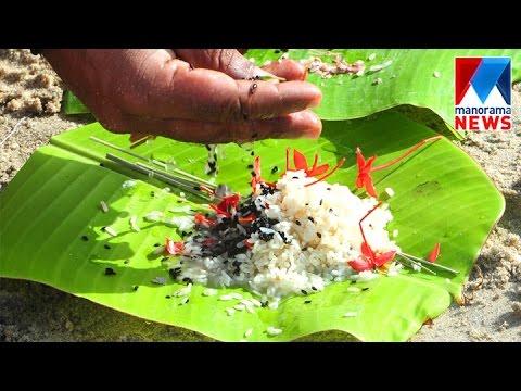 Karkidakavavu bali begins in temples| Manorama News
