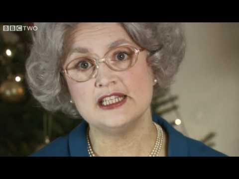 Queen's speech  Ruth Jones's Christmas Cracker BBC Two