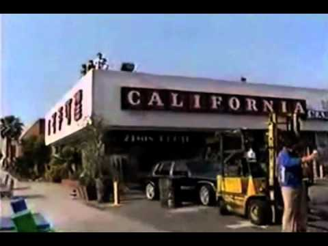 Korean store owners defend their business during the 1992 LA riots.
