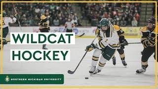 Northern Michigan University Hockey 2016