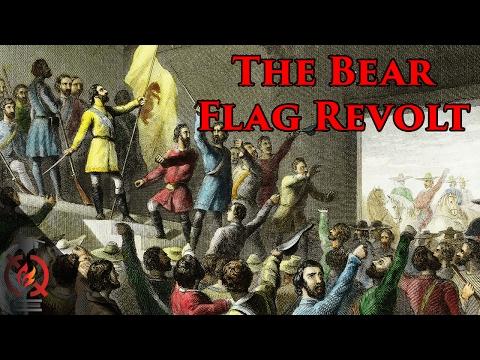 The Bear Flag Revolt   California History [ep.4]