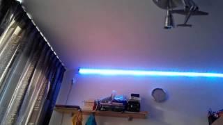Nieuwe LED strip op mijn kamer