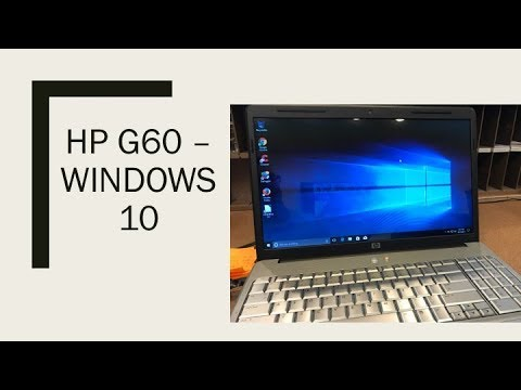 HP G60-535DX Notebook Synaptics Touchpad Drivers Download