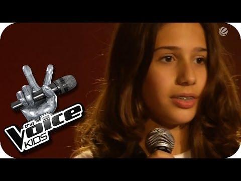 Adam Lambert - Whataya want from me (Michèle) | The Voice Kids 2013 | Finale | SAT.1