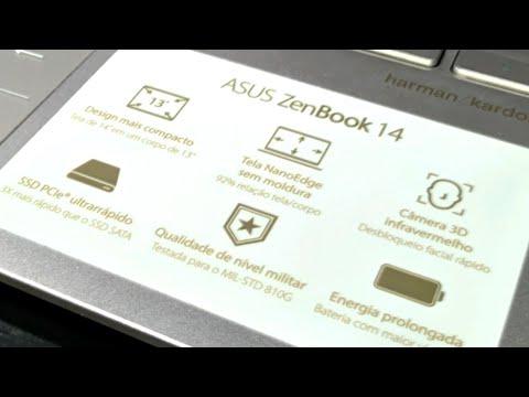 Asus Zenbook 14 - Uso real e considerações