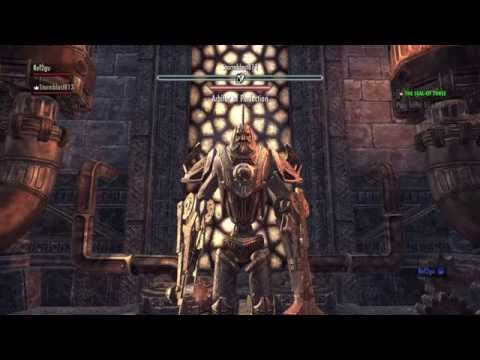 Elder Scrolls Online TU: (how to) Arbiter of Perfection, The Seal of Three Quest