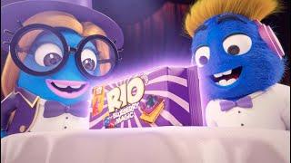 Peek Freans Rio - Blueberry Magic