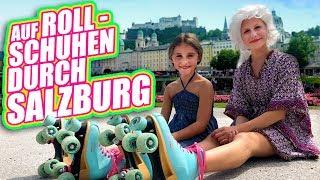 ILIAS WELT - auf Rollschuhen durch Salzburg