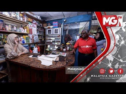 TERKINI KENYATAAN BERANI MAK CIK Mahathir Pun Tak Betul