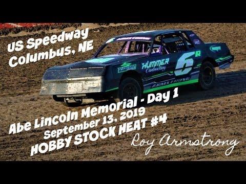 09/13/2019 US 30 Speedway Hobby Stock Heat #4