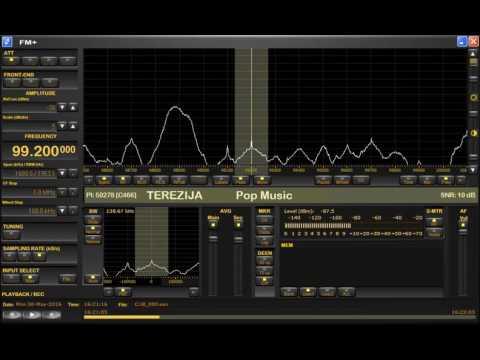 FM DX sporadic E in Holland: Croatia Radio Terezija Bjelovar 300Watts 99.2 MHz  30-5-16