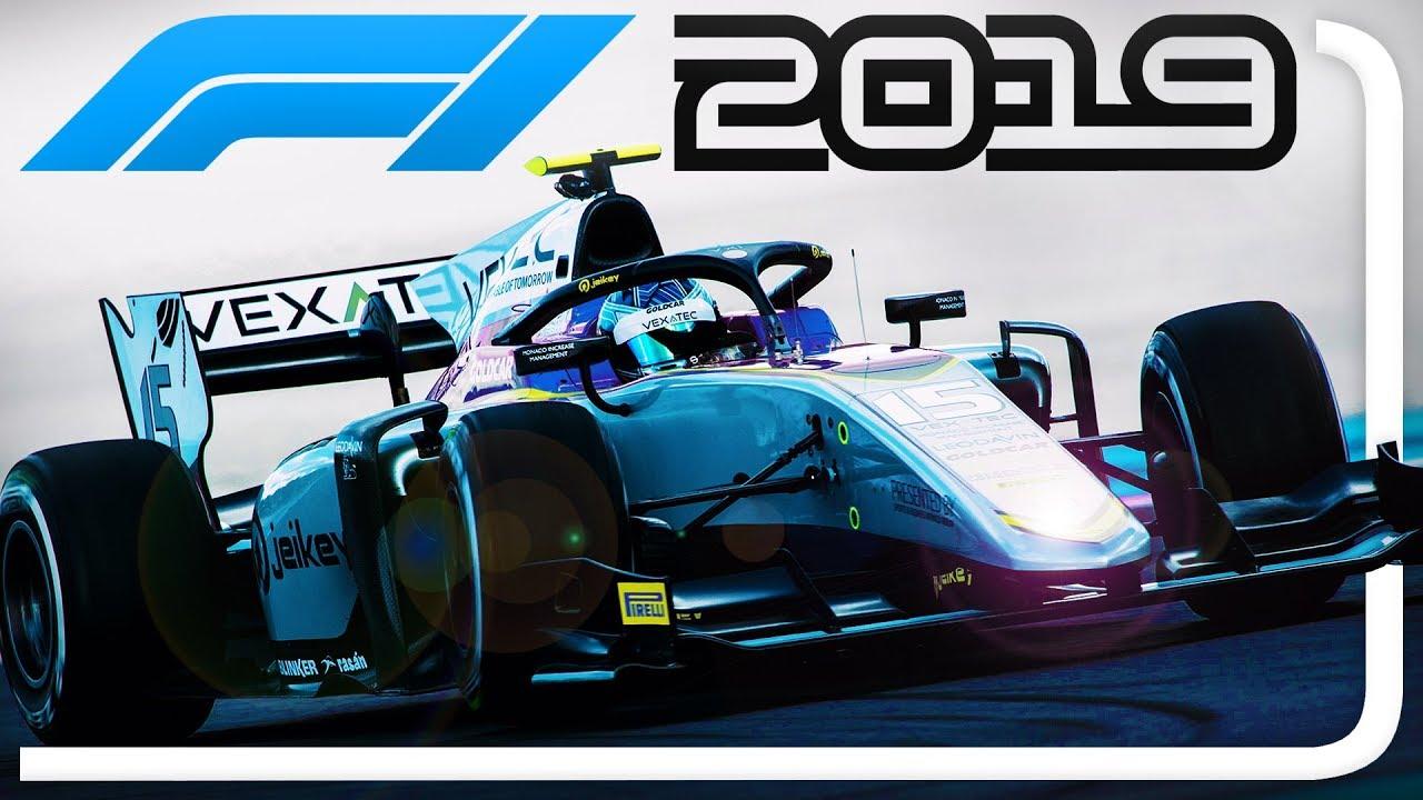 f1 2019 game formula 2 custom cars new game mode. Black Bedroom Furniture Sets. Home Design Ideas