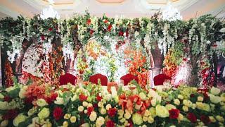 Свадьба цвета марсала. Одесса. Декор - Miroshnikova event
