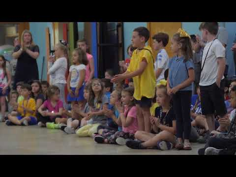 BayCoast Bank College Day: James Tansey Elementary