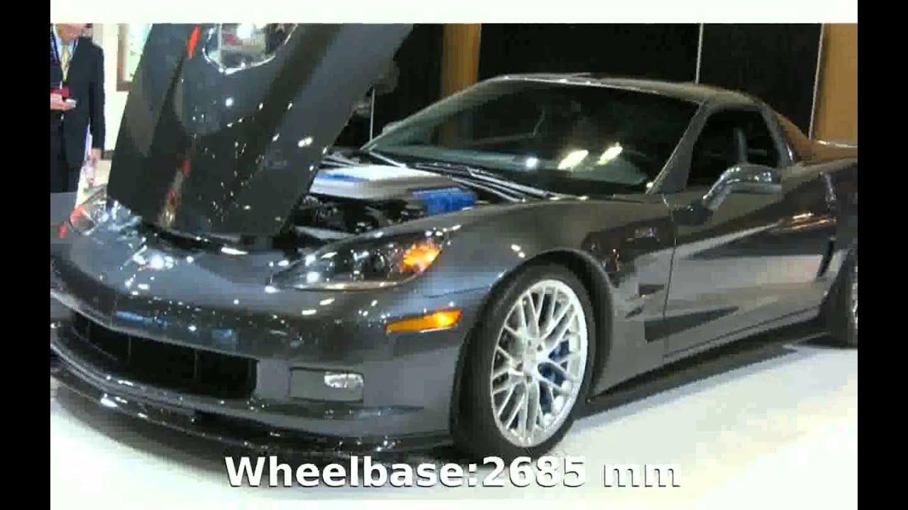 2007 Chevrolet Corvette ZR1 Specs - YouTube