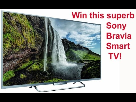 Red Ferret Summer Giveaway 3 - Win a Sony Bravia W65 Smart TV [Giveaway ENDED]
