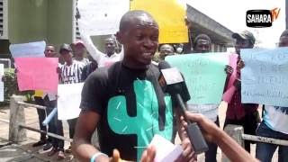 UNILAG Rusticated Students Expose Management's Dubious Practice Against Students' Welfare Interest