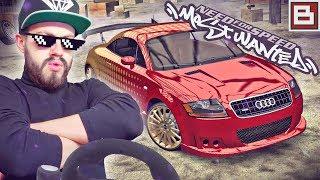 Need for Speed Most Wanted В 2К19 ● НАТЯГИВАЕМ ЧЕРНЫЙ СПИСОК! ПРОХОЖДЕНИЕ С РУЛЕМ ● #3