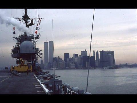 USS Guam LPH-9 Gulf War