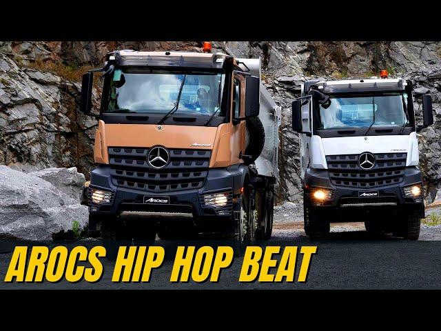 CLIPE MERCEDES-BENZ AROCS [Hip Hop Version]