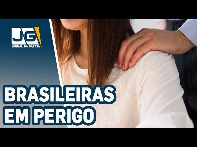 Brasileiras em perigo: 37% sofreram algum tipo de assédio no ano passado