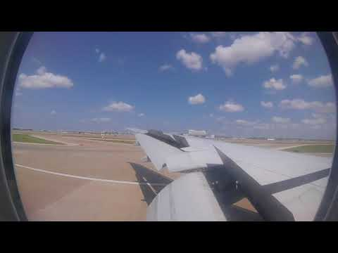 FLIGHT REVIEW - AMERICAN AIRLINES HONG KONG - DALLAS (BOEING 777)