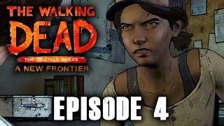 THE WALKING DEAD Season 3 Episode 4 Walkthrough Part 1 / Ending - Thicker Than Water (FULL EPISODE)