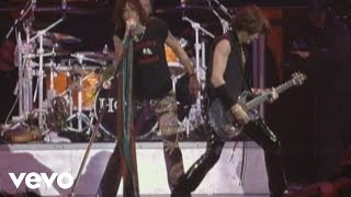 Aerosmith's official live video for 'Draw The Line'. Click to liste...