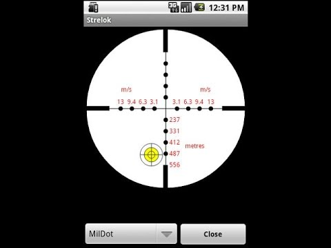 """Free Apps for Long Range Shooting (Precision """"sniper"""" shooting)"""
