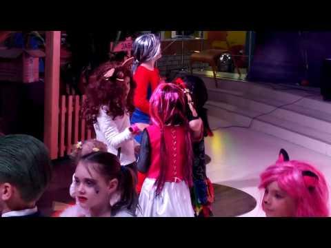 Центр вечеринки мультфильм 2016