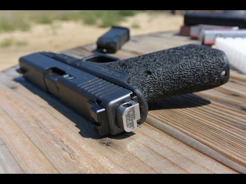 Glock 19 Machine Pistol