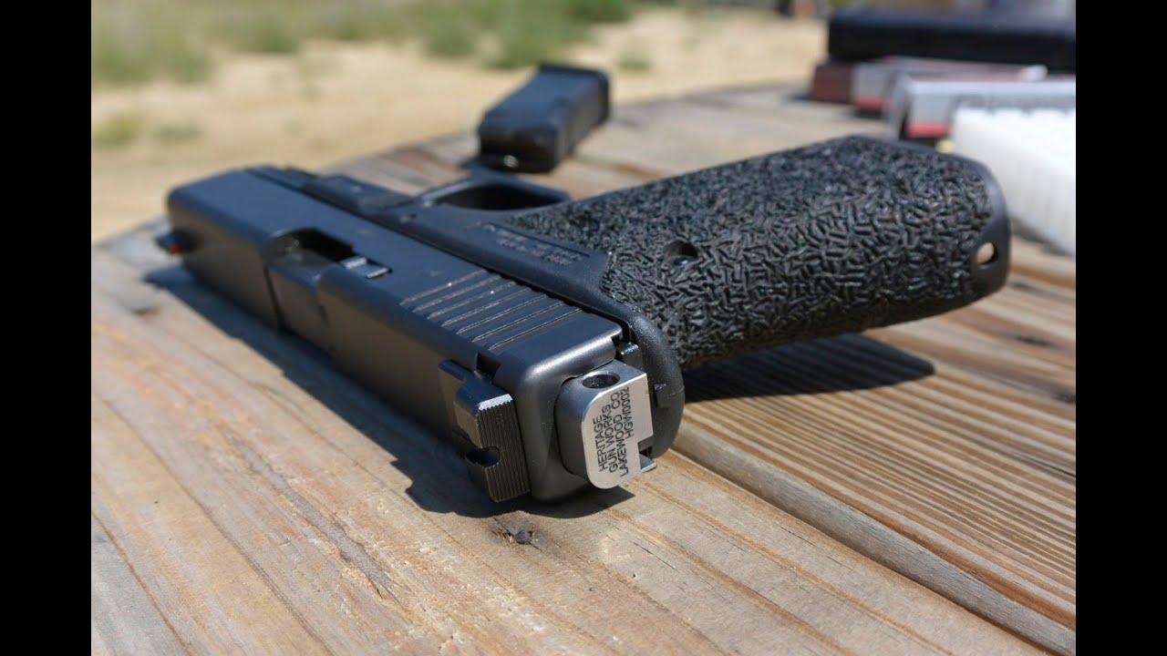 automatic machine pistols
