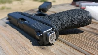 Glock 19 Machine Pistol