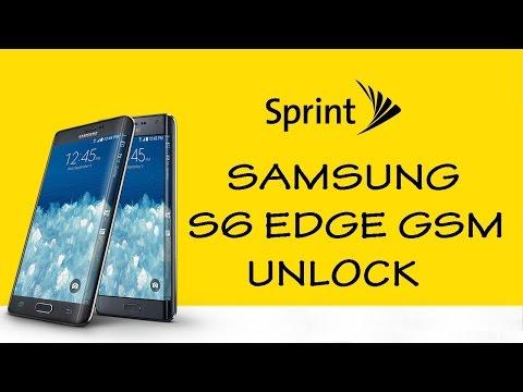Samsung S6 EDGE SPRINT UNLOCK G925P LIBERACON Z3X ...