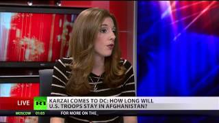 Obama and Karzai discuss Afghan War in DC