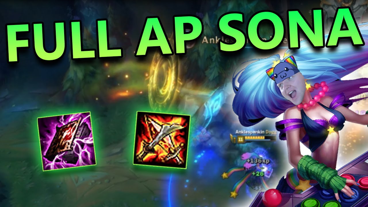 Full Ap Full Cdr Sona Mid 67 Cdr League Of Legends Commentary