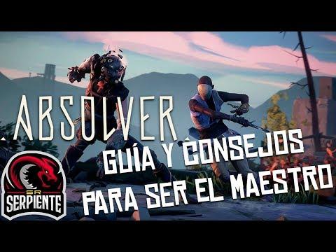 GUIA Y CONSEJOS PARA SER EL MAESTRO | ABSOLVER Gameplay Español