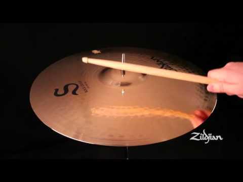 """Zildjian Sound Lab - 18"""" S Family Rock Crash"""